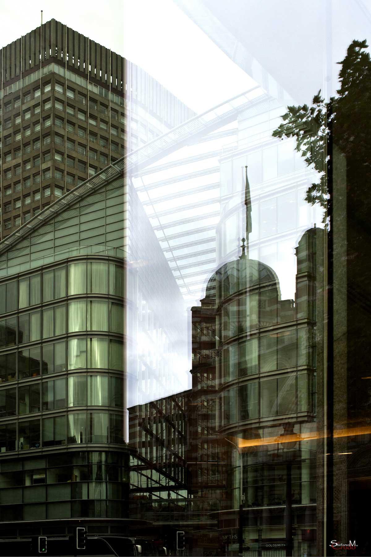 LONDRA - Trasparenze