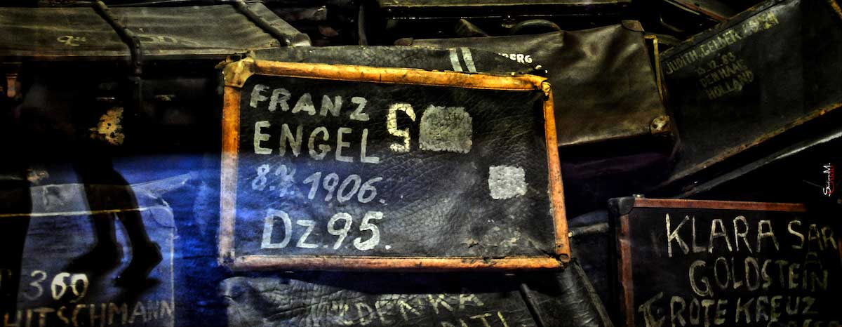 AUSCHWITZ -  Il mio nome era Franz Engel