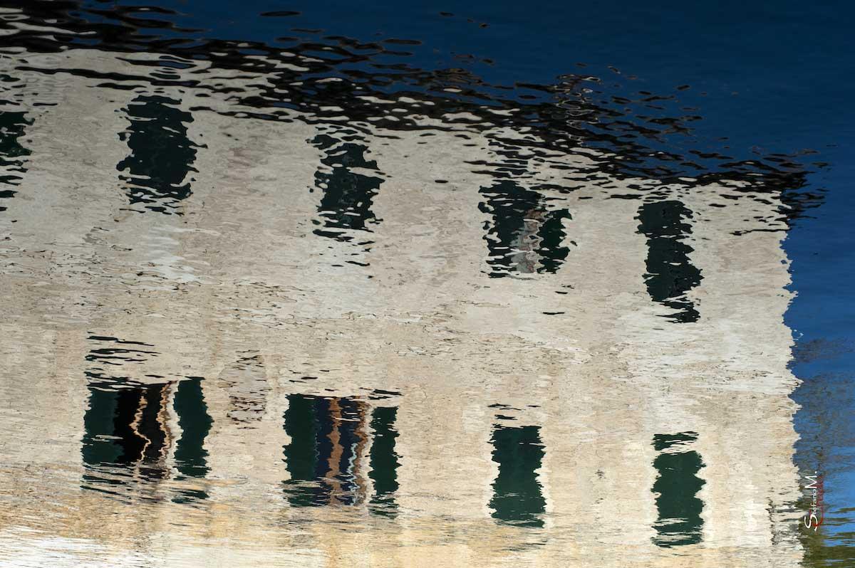 BAGNO VIGNONI -Pennellate sull'Acqua