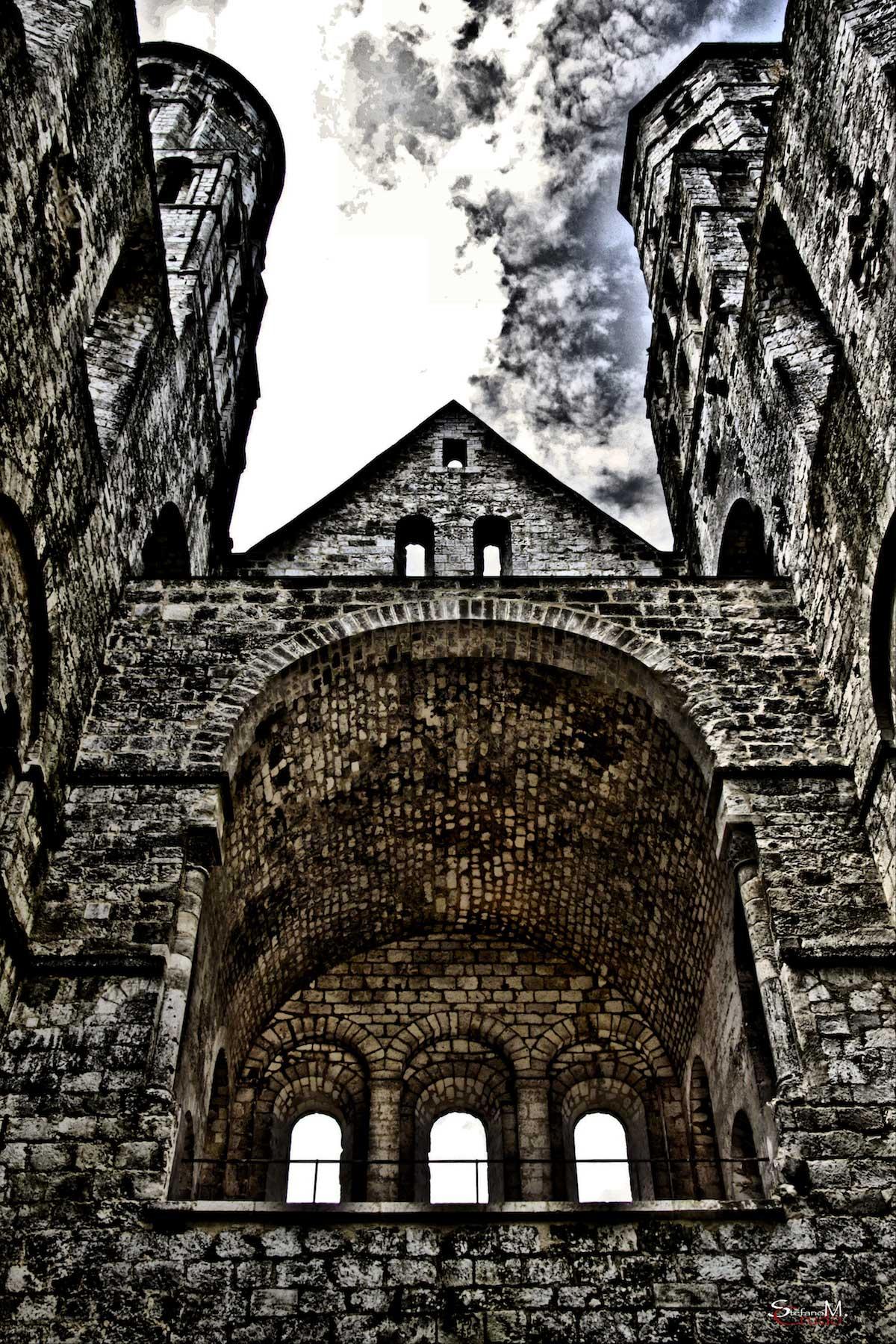 BRETAGNA - Cattedrale a Cielo Aperto