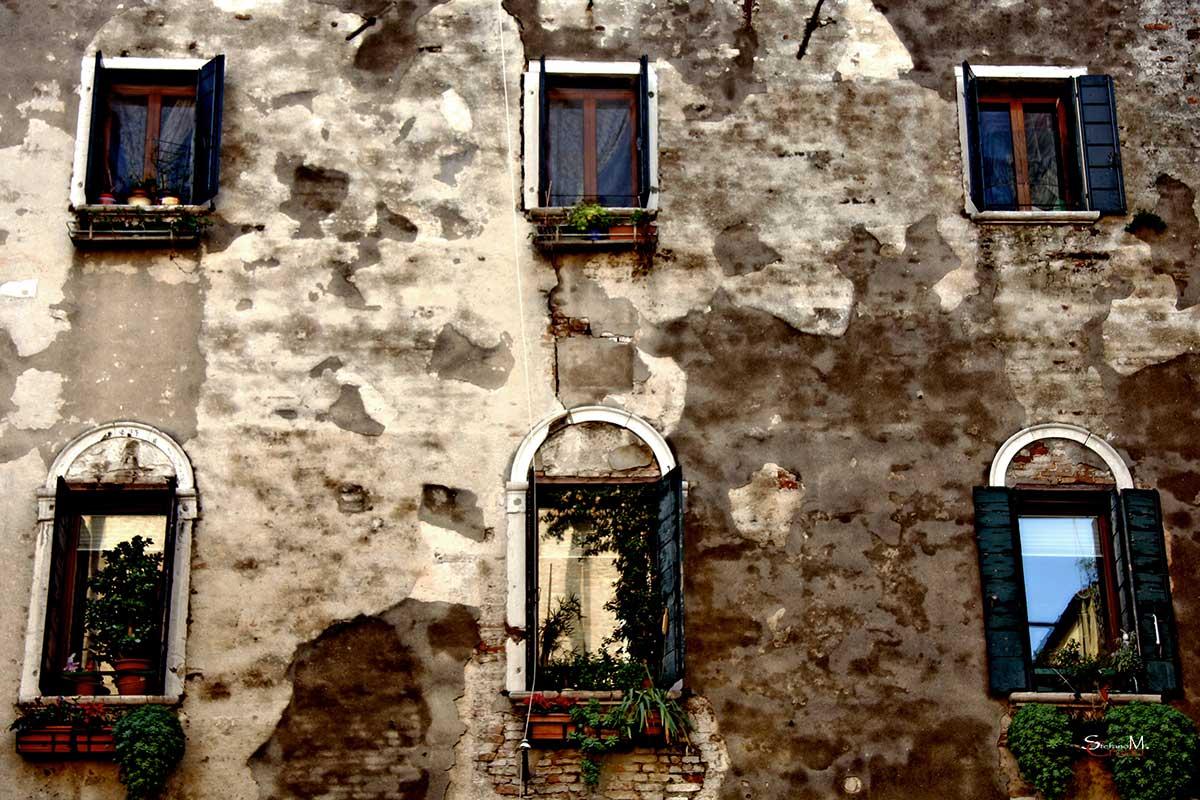 VENEZIA - Sei Finestre sul Cortile