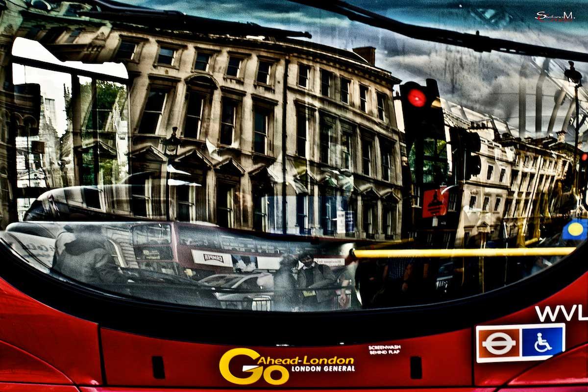 LONDRA - Bus Stop