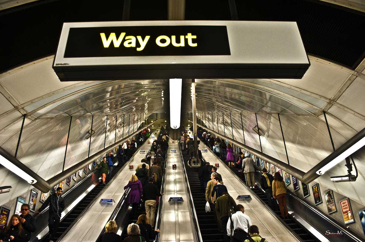 LONDRA - Central Line