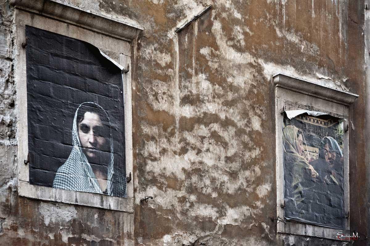 TRIESTE - Posters alla Finestra